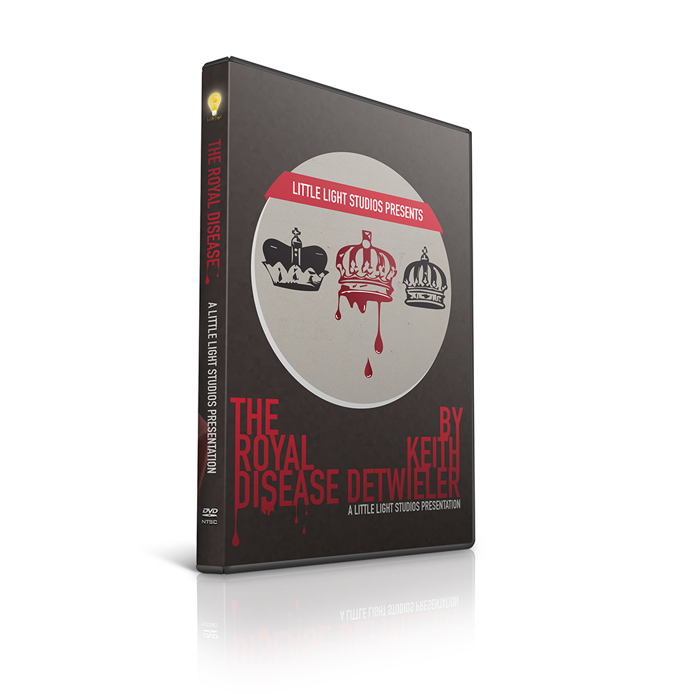 The Royal Disease DVD
